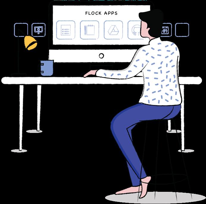 Flock – A Smart Alternative to Slack