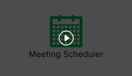 Flockathon apps: Meeting scheduler