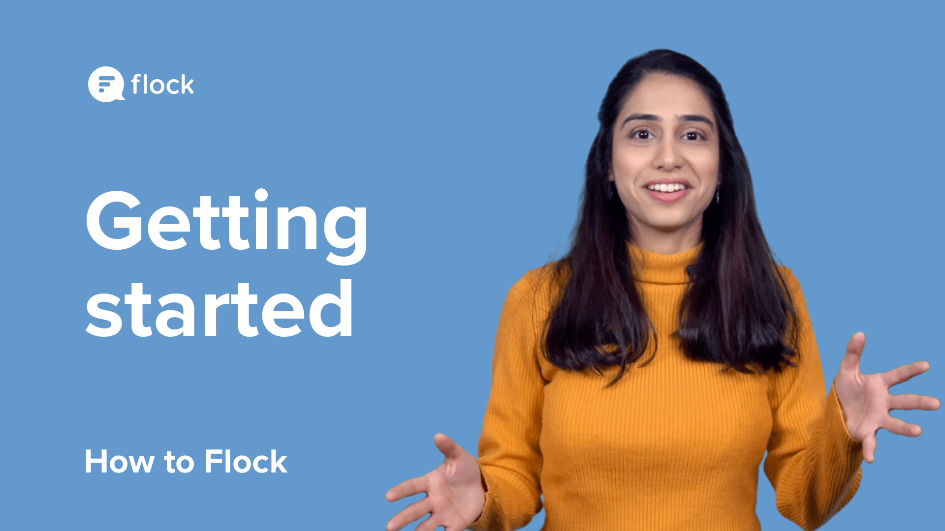 Getting Started with Flock Messenger